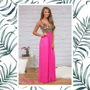 0934160636fa Jungle Love Tank Maxi Dress